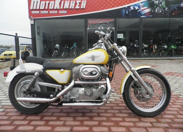 Harley Davidson XL …