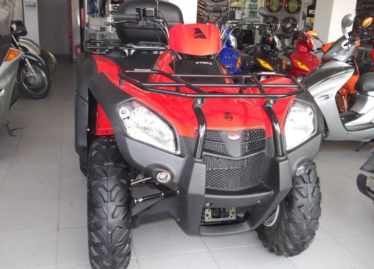Kymco MXU 500 …