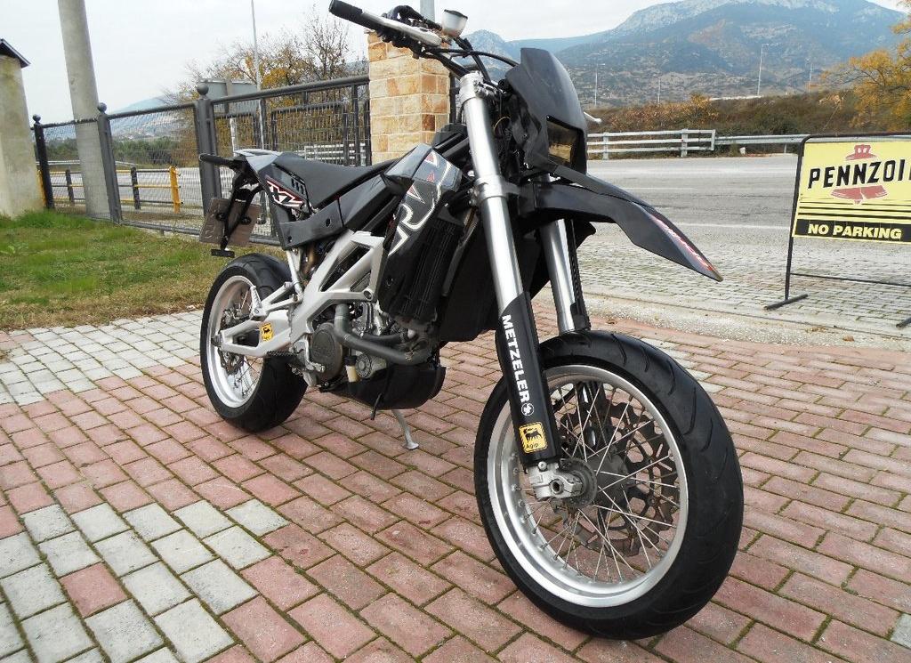 Aprilia SXV 550 …