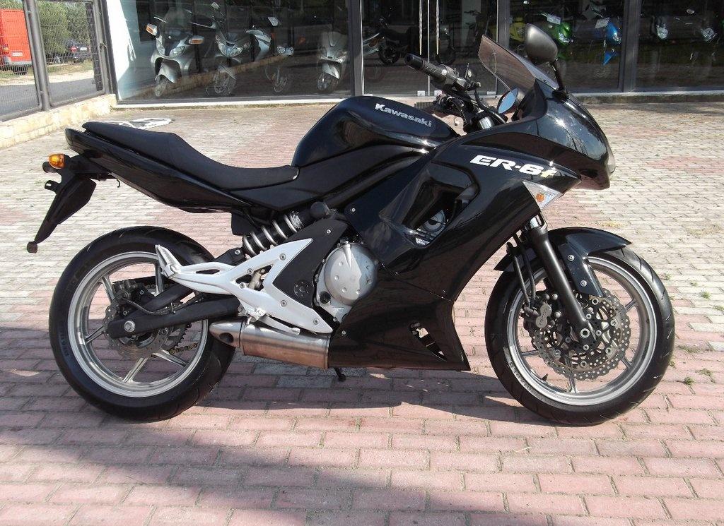 Kawasaki ER-6f