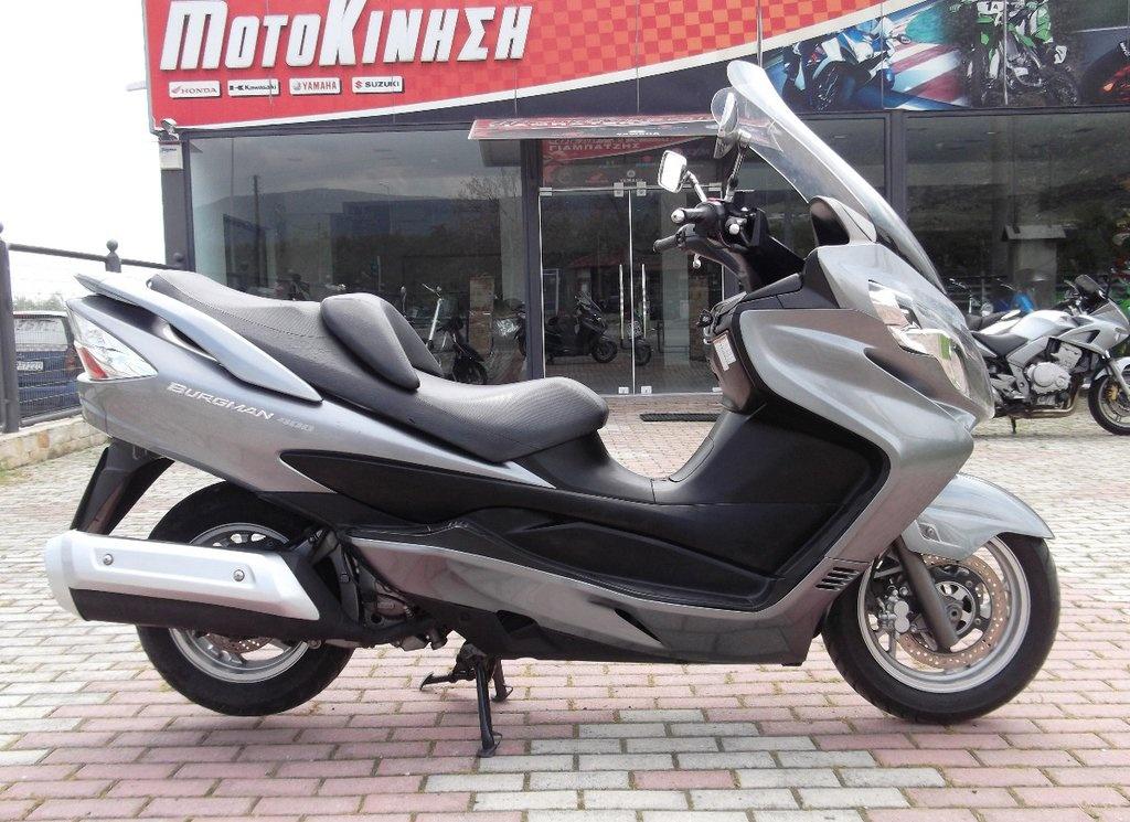 Suzuki AN 400 …