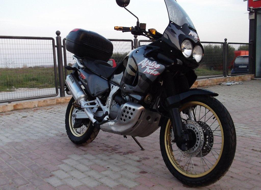 Honda XRV 750 …
