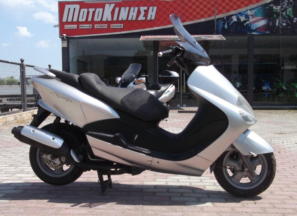Yamaha YP 180 …
