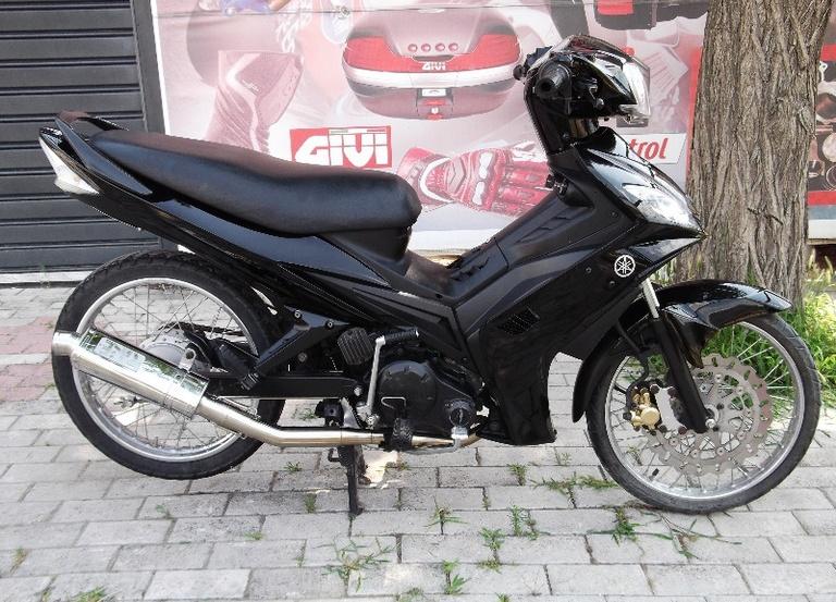 Yamaha CRYPTON-X135 ΕΞΑΤΜΙΣΗ …