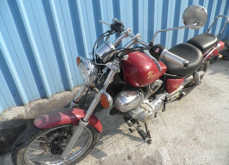 Yamaha XV Virago …