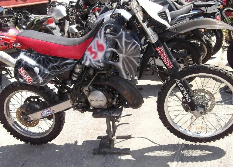 Honda CRM 50/125/250 …