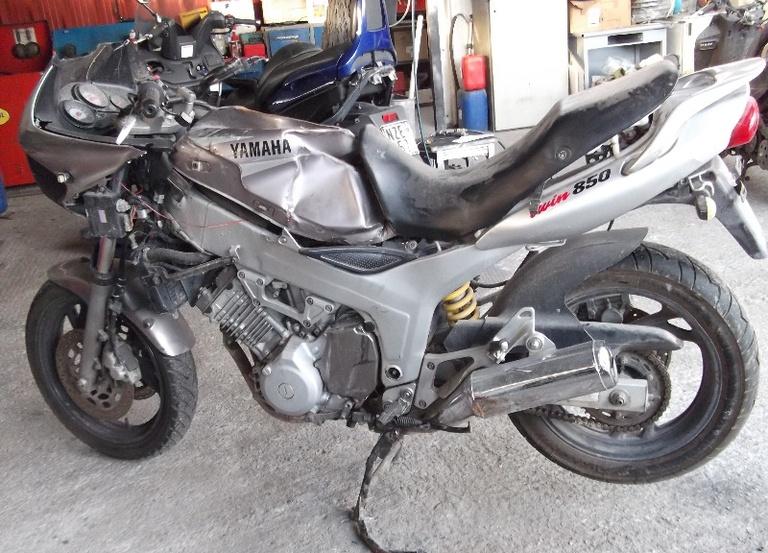 Yamaha TDM 850 …