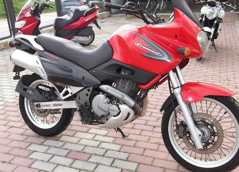 Suzuki XF 650 …