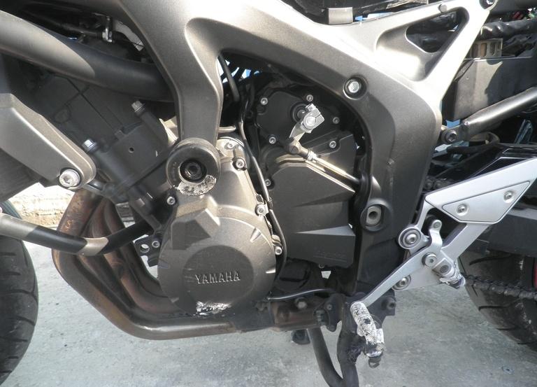 Yamaha FZ6 Fazer …