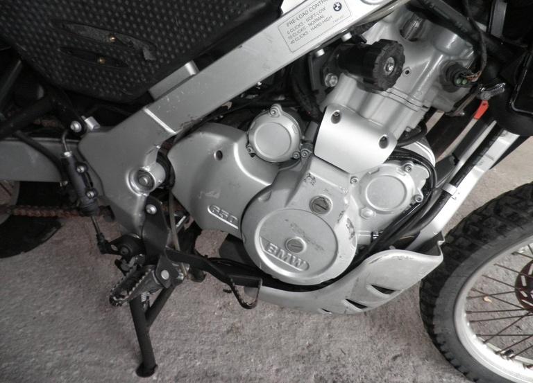 Bmw F 650 …