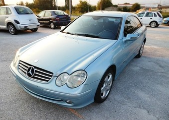 Mercedes-Benz CLK '04