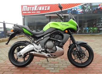 Kawasaki Versys 650 ...