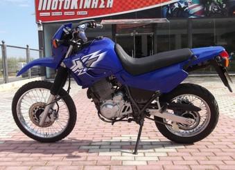 Yamaha XT 500E ...