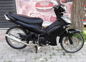 Yamaha CRYPTON-X135 ΕΞΑΤΜΙΣΗ ...