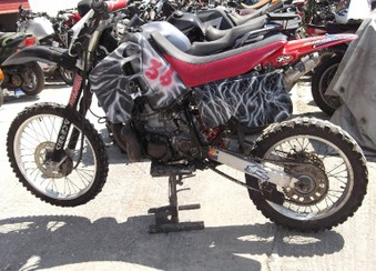 Honda CRM 50/125/250 ...