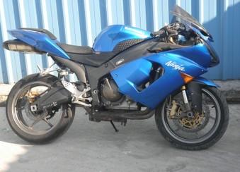 Kawasaki ZX-636 R ...