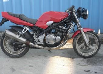 Suzuki GSF 400 ...