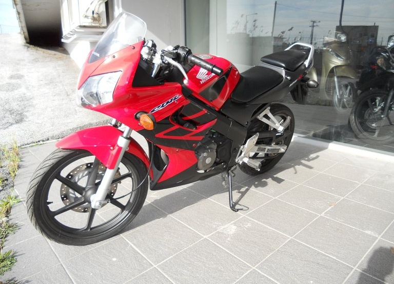 Honda CBR 125R