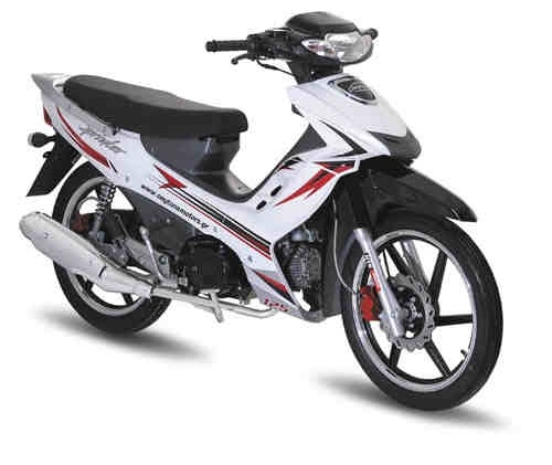 Daytona Sprinter 125 …