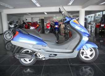 Honda FES 250 ...