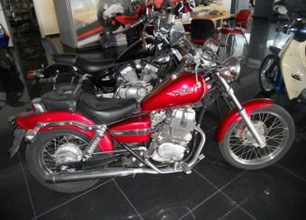 Honda CMX 250 ...