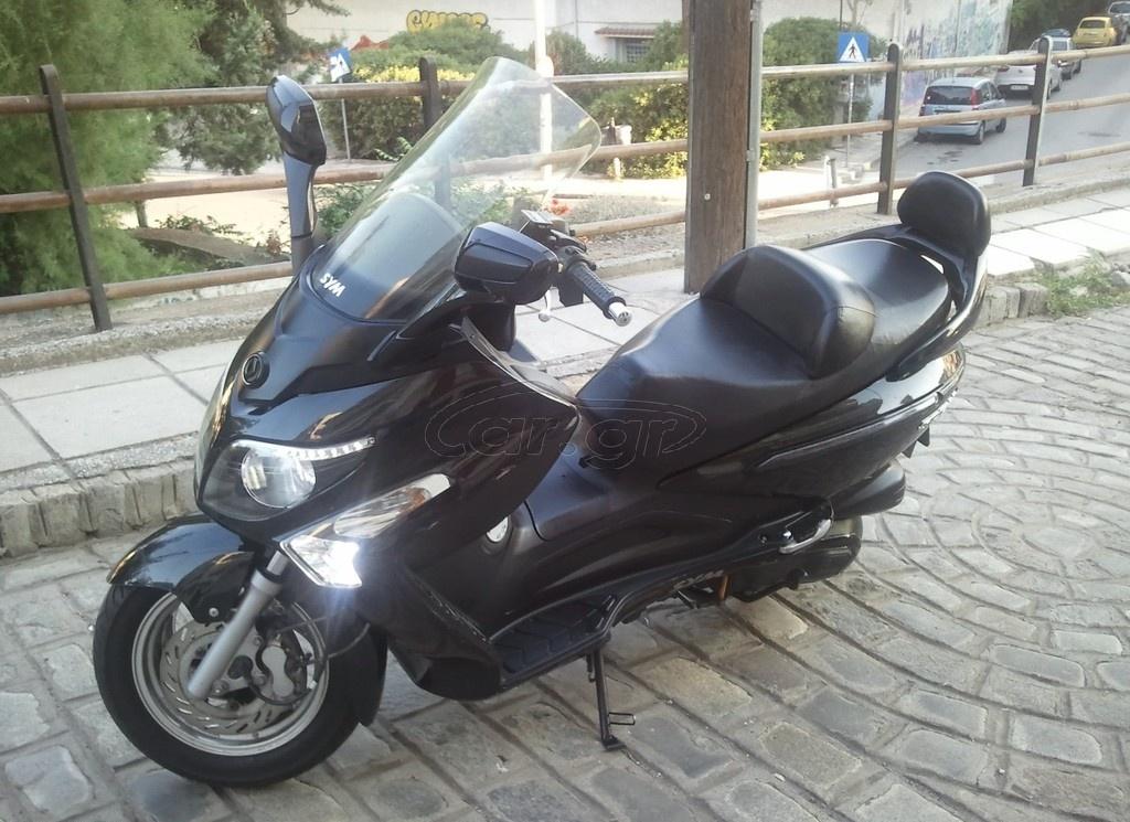 Sym GTS 300i …