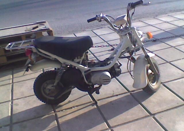 Yamaha '98