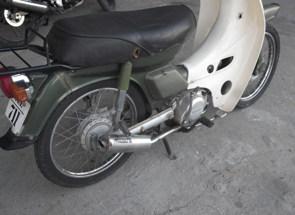 Yamaha T50 TOWN …
