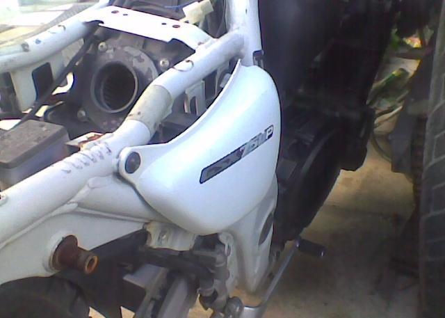 Suzuki GSX 750 …