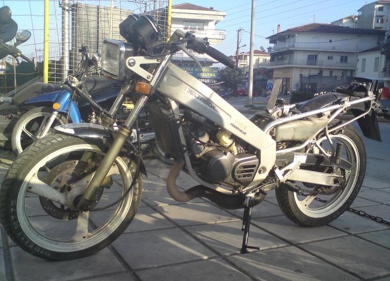 Yamaha TZR 50-125-150-250 …