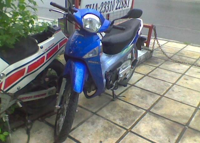 Honda ANF 125 …