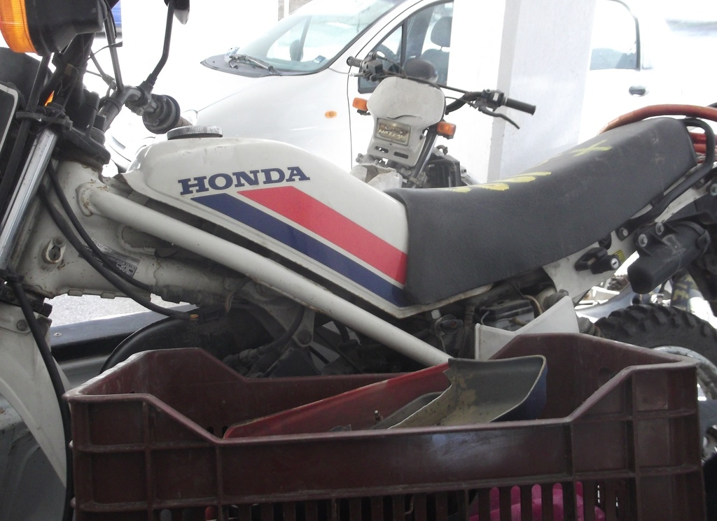Honda MT-50