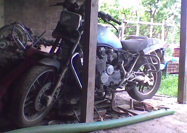 Honda CBX HONDA …