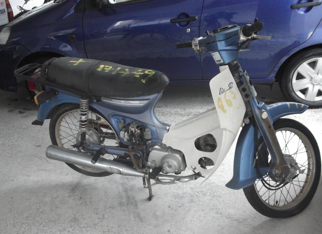 Honda GLX 50 …