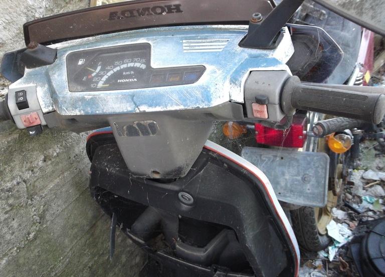 Honda LEAD 80