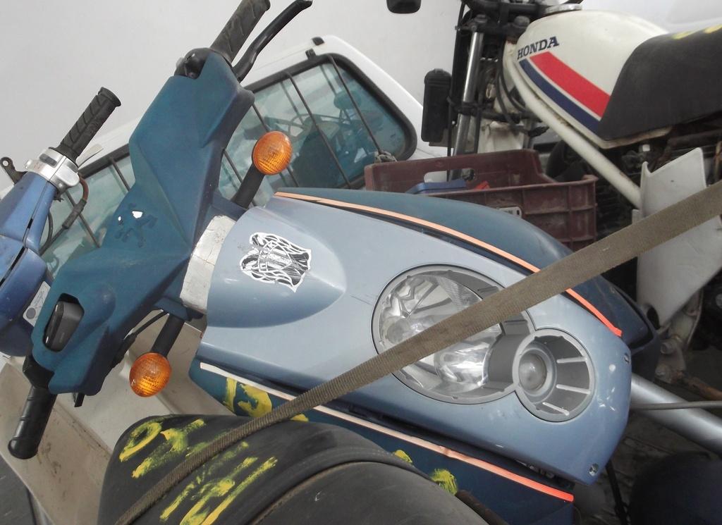 Peugeot Ludix Snake …