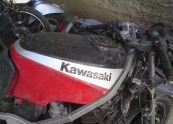Kawasaki GPZ GPZ ...