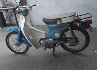 Honda C50C (στρογγυλοφαναρο)