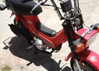 Honda Chally