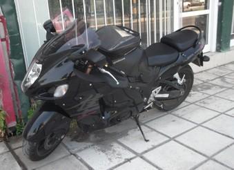 Suzuki GSXR 1300 ...