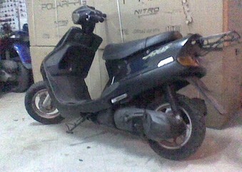 Yamaha AXIS 90