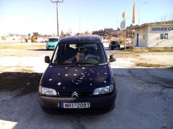 Citroen Berlingo 1.4 ...