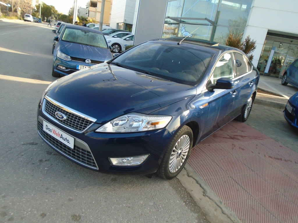 FORD MONDEO FORD …