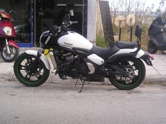 Kawasaki Vulcan 650 ...