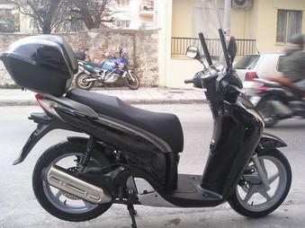 Honda SH 125 ...