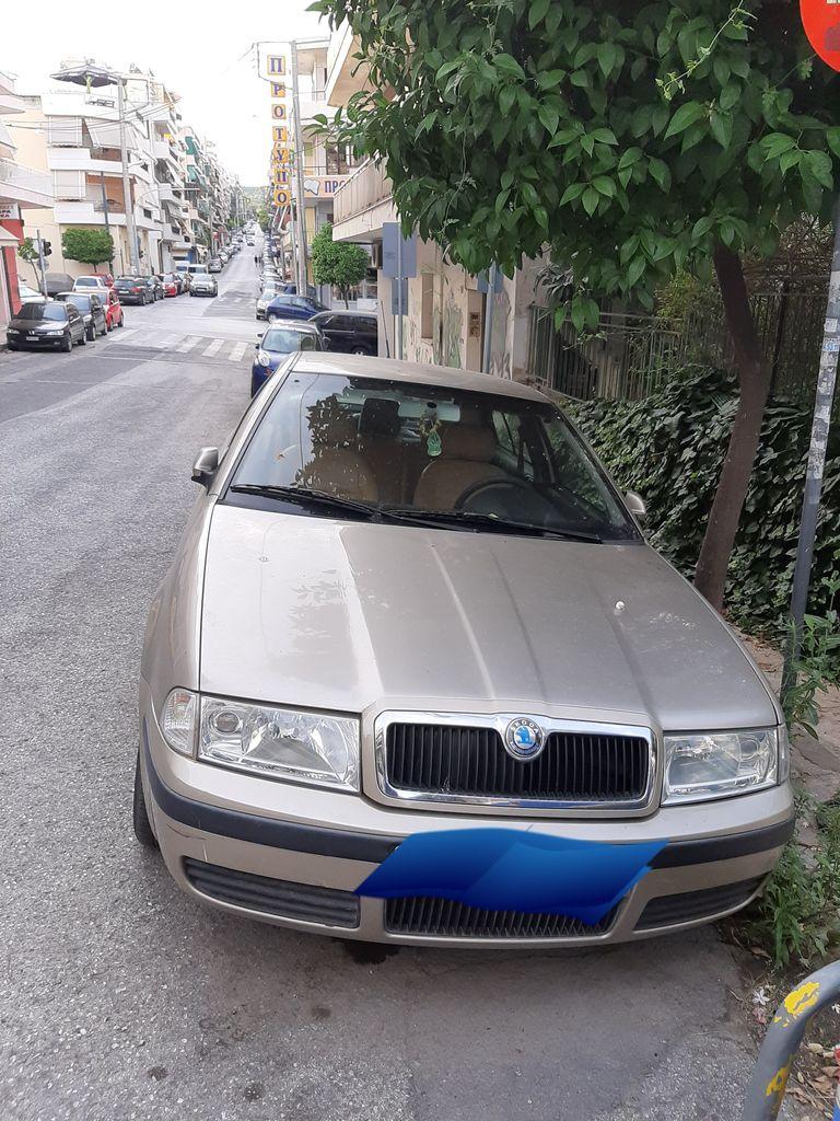 Skoda Octavia '06