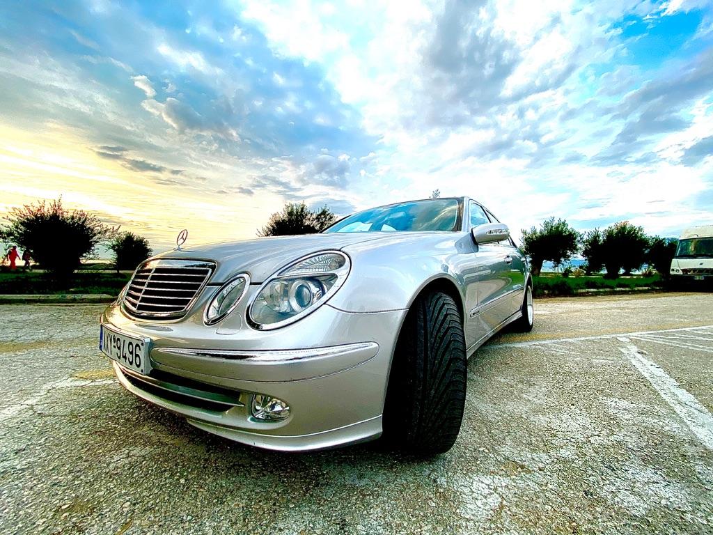 Mercedes-Benz E-Class avantgarde …