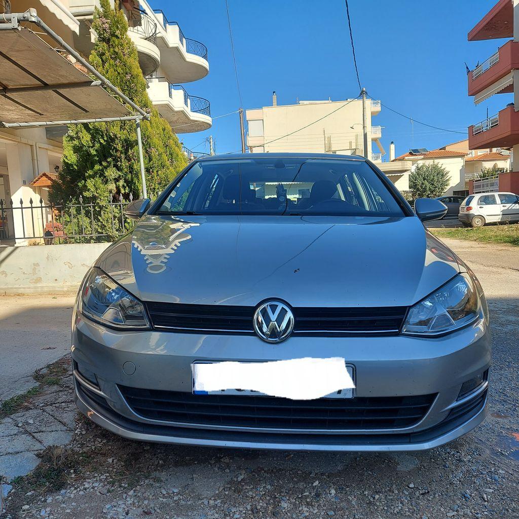 Volkswagen Golf 7 …