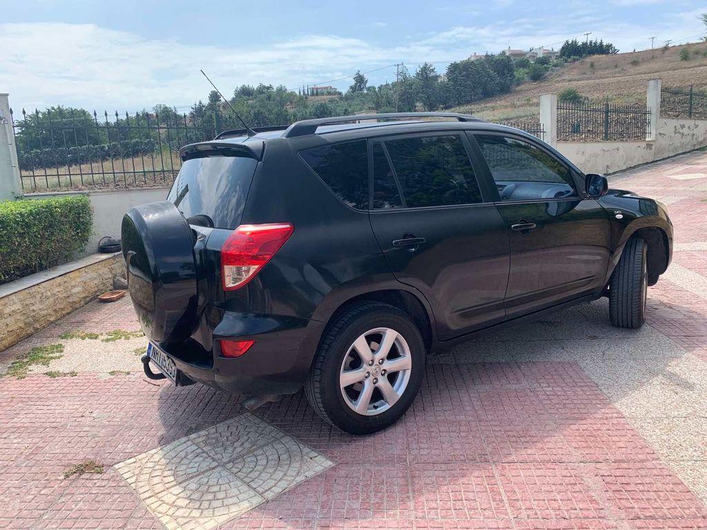 Toyota RAV ΠΕΤΡΕΛΑΙΟ+ΤΕΛΗ!!! …