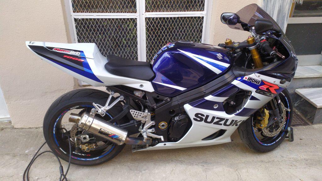 Suzuki GSX-R 1000 …